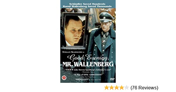 good evening mr wallenberg imdb