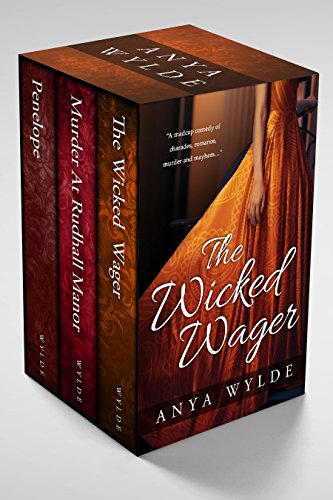 A Regency Romance And Murder Mystery Box Set by Anya Wylde ebook deal
