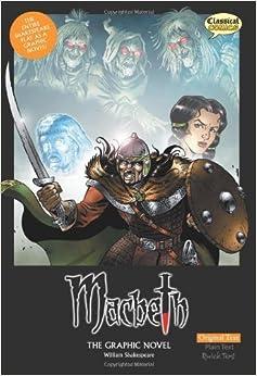 Book Macbeth The Graphic Novel: Original Text (Unabridged, British English) by William Shakespeare (2008-02-25)