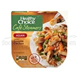 Healthy Choice Cafe Steamers Sweet Sesame Chicken, 9.75 Ounce – 8 per case. For Sale