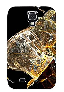 For Galaxy S4 Protective Case, High Quality For Galaxy S4 Blurry Water Skin Case Cover
