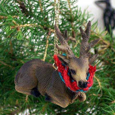 (Conversation Concepts Elk Bull Original Ornament)