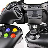 JAMSWALL Wireless Controller for Xbox 360,Bluetooth Game Controller Gamepad Joystick for Xbox & Slim 360 PC Windows 7,8,10