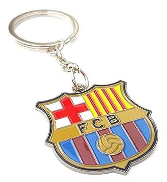 Oficial F.C. Barcelona Llavero Club De Fútbol Llavero ...