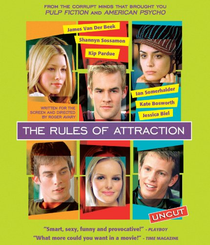 The Rules of Attraction - Uncut [Blu-ray]