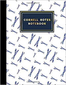 Cornell Notes Notebook: Cornell Note Pads, Cornell Notebook