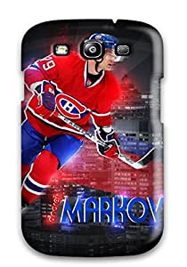 Galaxy S3 Cover Case - Eco-friendly Packaging(montreal Canadiens (45) )