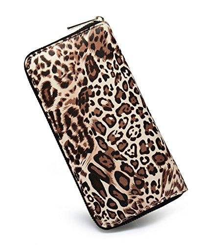 Leopard Print Zipper - 4