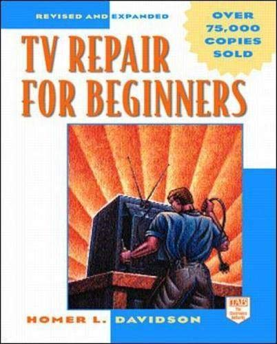 TV Repair for Beginners (Tv Flat Screen Repair)