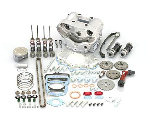キタコ (KITACO) 145cc DOHC バージョンアップキット エイプ100/XR100モタード/CRF100F等 216-1413910 145cc  B07N324P2Q