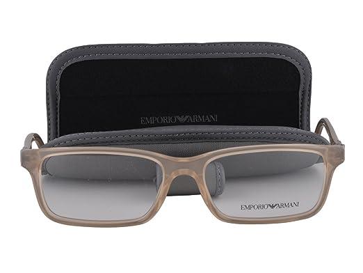 Amazon.com: Emporio Armani EA 3005 Eyeglasses 53 – 16 – 140 ...