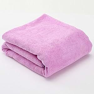 Super Sproud pareja absorbente, Toalla de Baño, Toalla de baño grande de hombres adultos, cambiar, usted puede usar el baño sexy femenina falda,violeta: ...