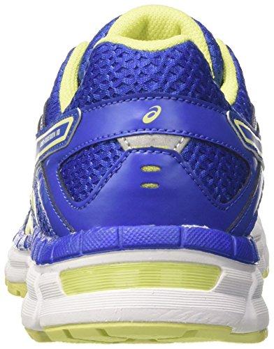 Sneaker Oberon Damen 10 Gel Gelb Asics Blau IqRUPnw