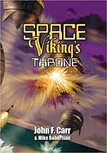 Image - Space Viking's Throne by John F. Carr & Mike Robertson