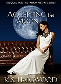 Accepting The Moon by K. S. Haigwood ebook deal