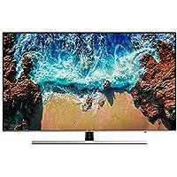 Samsung 4K Ultra HD Smart TV 65 Inch LED Model -UA65NU8000RXUM Silver