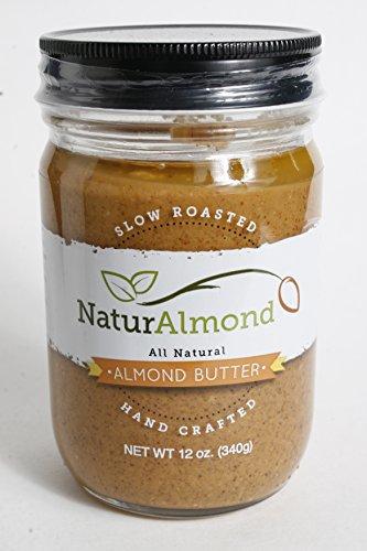 Naturalmond Original Almond Butter 12oz - PACK OF 2