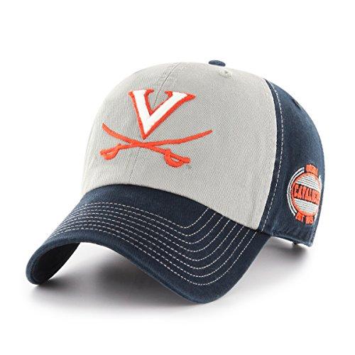 - NCAA Virginia Cavaliers Adult NCAA Tuscon Ots Challenger Adjustable Hat, One Size, Navy