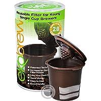 Ekobrew Refillable K-cup for Keurig