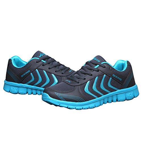 para running Zapatillas Largeshop de mujer Verde YBfqS8wS