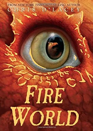 book cover of Fire World