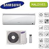 Samsung Boracay Plus - AR09FSFTKWQN Klimagerät/Klimaanlage Inverter Klasse A + Wärmepumpe, Entfeuchter 9000BTU