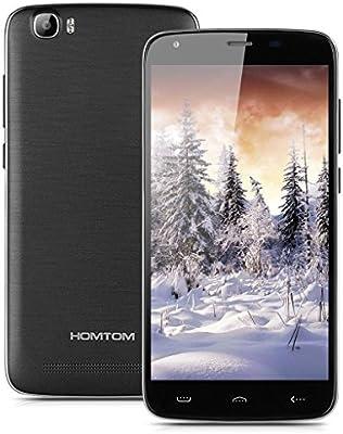 HOMTOM HT6 Smartphone - 6250mAh Battery, 5.5 Inch HD Screen ...