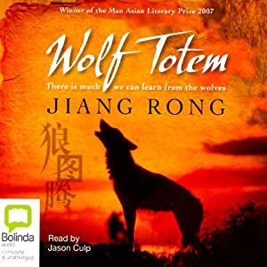 Wolf Totem Audiobook