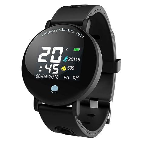 Amazon.com: Swifter Master Reloj inteligente, resistente al ...