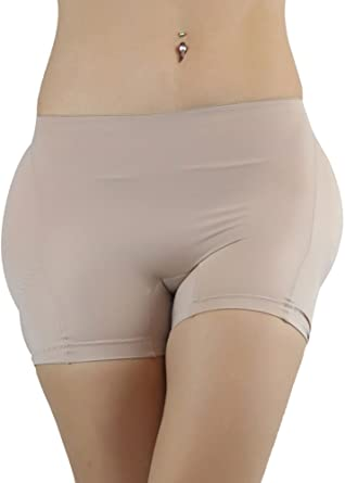 bb0c0df8b17 ToBeInStyle Women s Butt and Hip Padded Panty at Amazon Women s Clothing  store