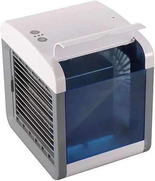 QAnter Conveniente Ventilador del Enfriador de Aire Acondicionador ...
