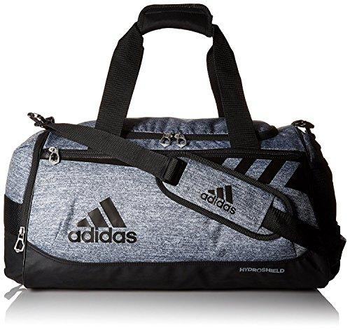 adidas Team Issue Ii Medium Duffel, Onix/Black, One Size