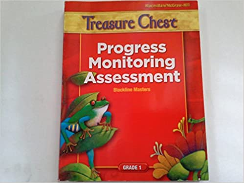 Treasure Chest Progress Monitoring Assessment Grade 1