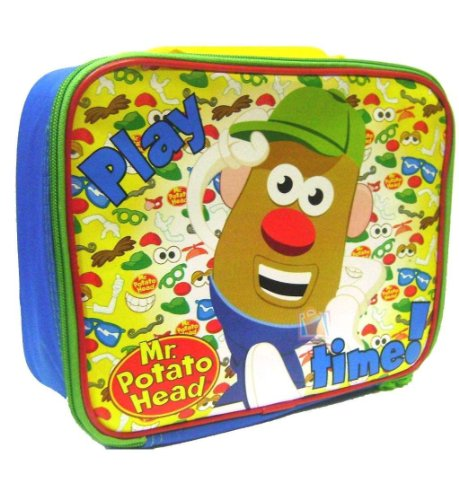 UPC 688955826892, Mr. Potato Head Lunch Box