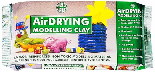 House of Marbles Air Drying Modeling Clay