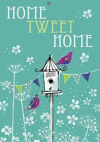 Home Tweet Home Gate//Door Sign