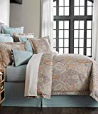 Noble Excellence Villa Argenta Full/Queen Size 3 Piece Comforter Set Multi