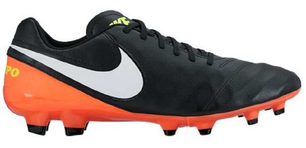 Nike メンズ B0006SVS3O 14 D(M) US|Black/White-hyper Orange/Volt Black/White-hyper Orange/Volt 14 D(M) US