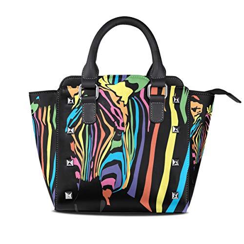 à porter à l'épaule Medium femme Sac pour multicolore DragonSwordlinsu FxPvw7