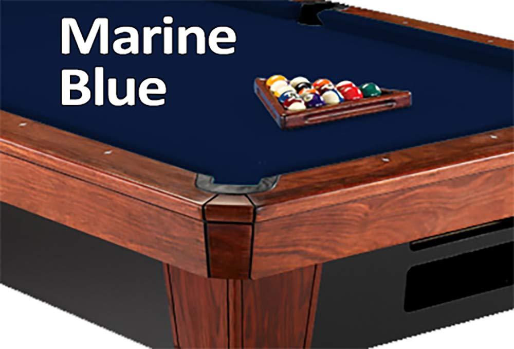 10 'シモニスクロス860 10 MarineブルービリヤードPool Table B00K4JJJZY Clothフェルト Clothフェルト B00K4JJJZY, 紳士服のミツヤ:1483e624 --- sharoshka.org