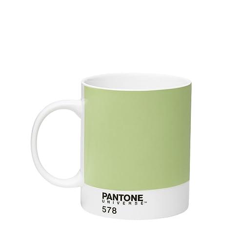 Pantone P10103002 Porcelain Mug, light green, 375ml