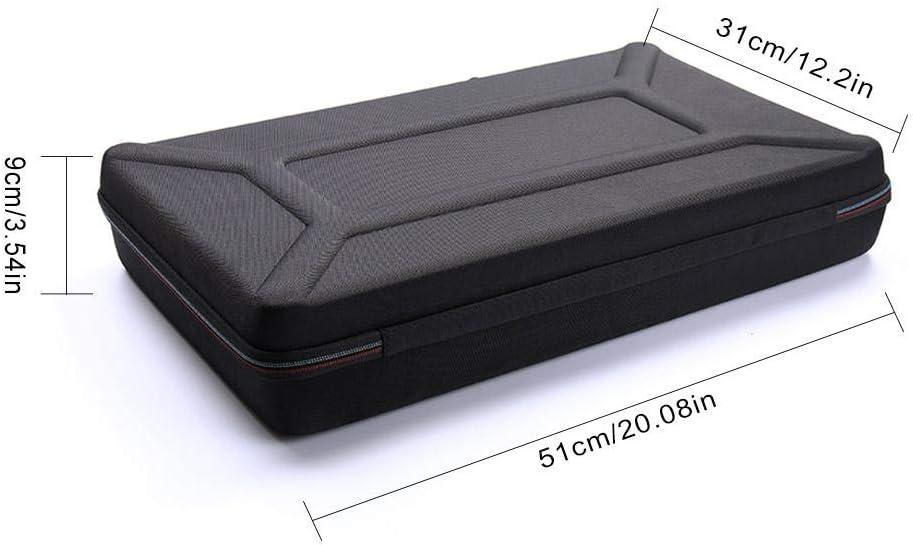asterisknewly DJ Bag Carrying Case Controller Package For Pioneer DJ DDJ-SB3 DDJ-SB2 DJ//DDJ-400 Portable 2-channel Controller