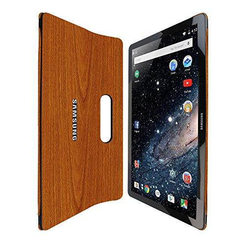 "Samsung Galaxy View 18.4"" Screen Protector + Light Wood Full"