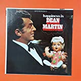 happiness is dean martin - DEAN MARTIN Happiness Is RS 6242 LP Vinyl VG++ Cover VG++