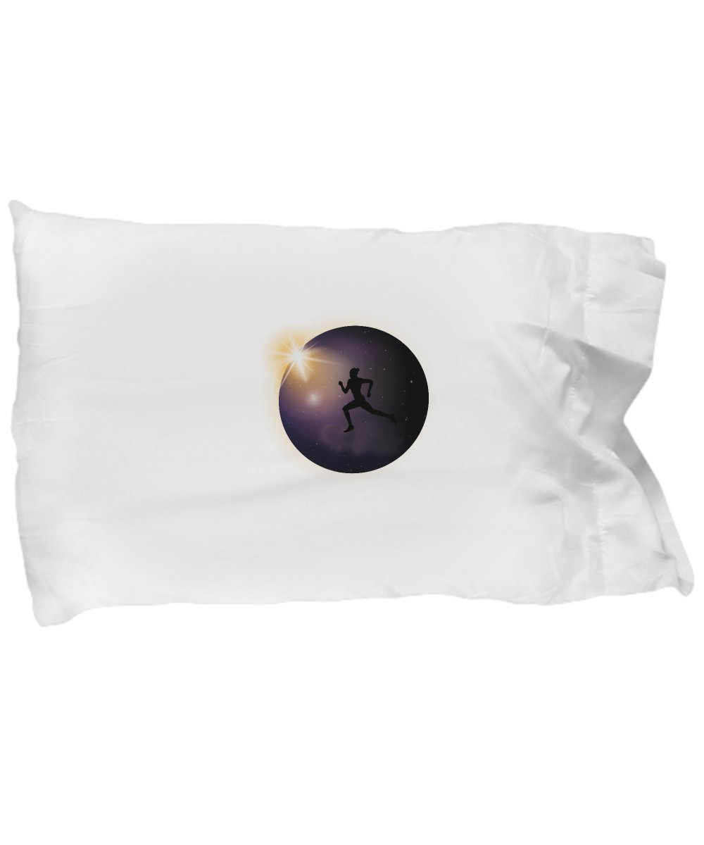 Pillow Covers Design Total Solar Eclipse August 2017 Running Gift Pillow Cover Ideas