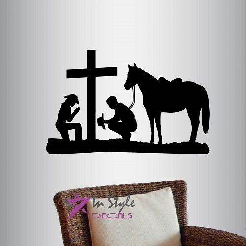 Cowboy Wall Stickers - 7