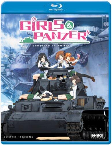 Girls Shop Name (Girls & Panzer [Blu-ray])