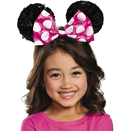 Disguise Costumes Minnie Sequin Girls