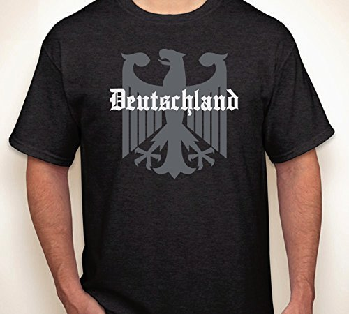 DEUTSCHLAND COAT OF ARMS | T-shirt S-6XL
