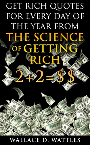 Amazoncom Get Rich Quotes For Every Day Of The Year From The